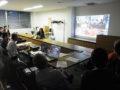 防災講座の反省会を行いました!
